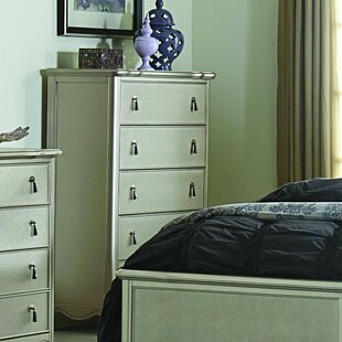 Willa Arlo Interiors Renato 5 Drawer Chest