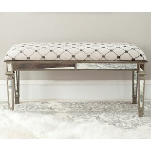 Affordable Rosario Wood Bench By Willa Arlo Interiors