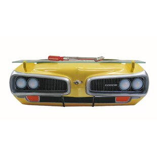 Conant Chrysler 1970 Dodge Coronet Super Bee Front End Wall Shelf