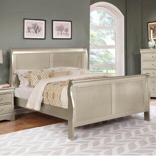 House of Hampton Citrana Sleigh Bed