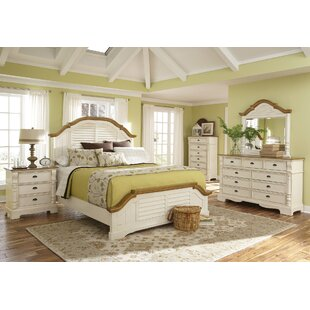 Kinchen Panel Bed
