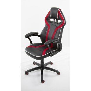 X-Elite Ergonomic PC and Racing Game Chair by Latitude Run