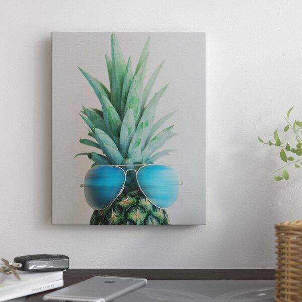 Pineapple Wall Art Part - 20: Metal Pineapple Wall Art   Wayfair