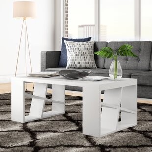 Reviews Yareli Modern Coffee Table by Wrought Studio