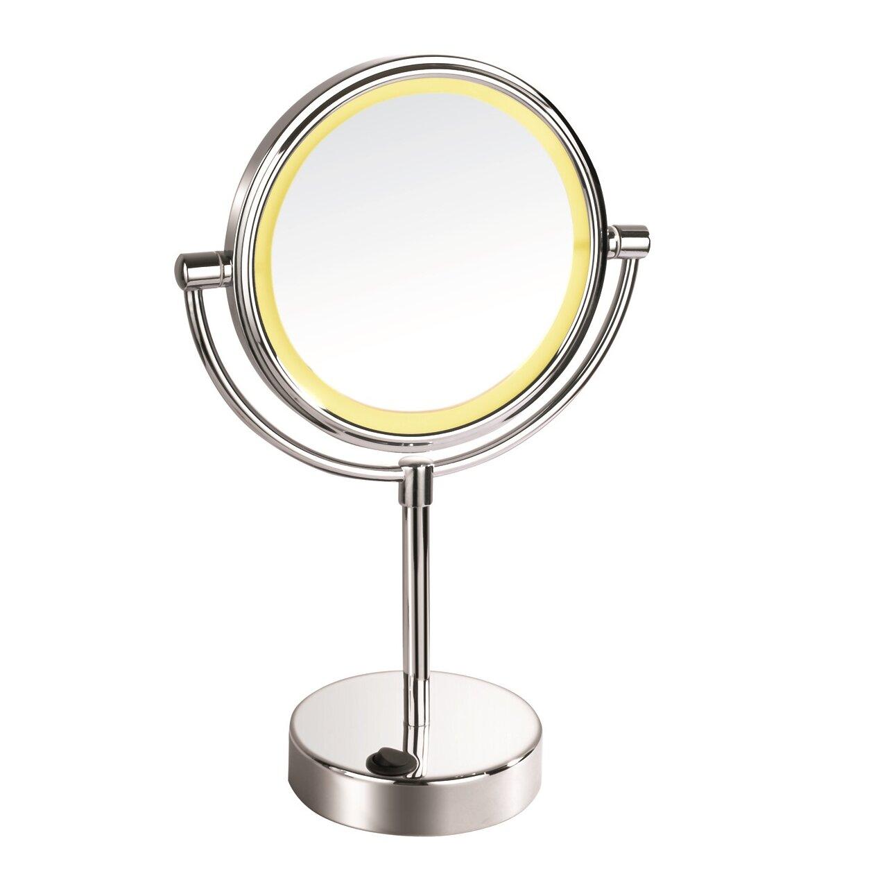 Ucore Led Table Magnifying Mirror Wayfair
