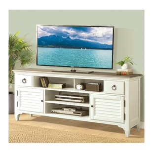 Buy clear Combs TV Stand By Rosecliff Heights