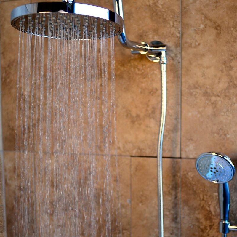 Aqua Rain Diverter Complete Shower System