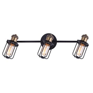 Savings Naragansett 3-Light Track Kit By Breakwater Bay