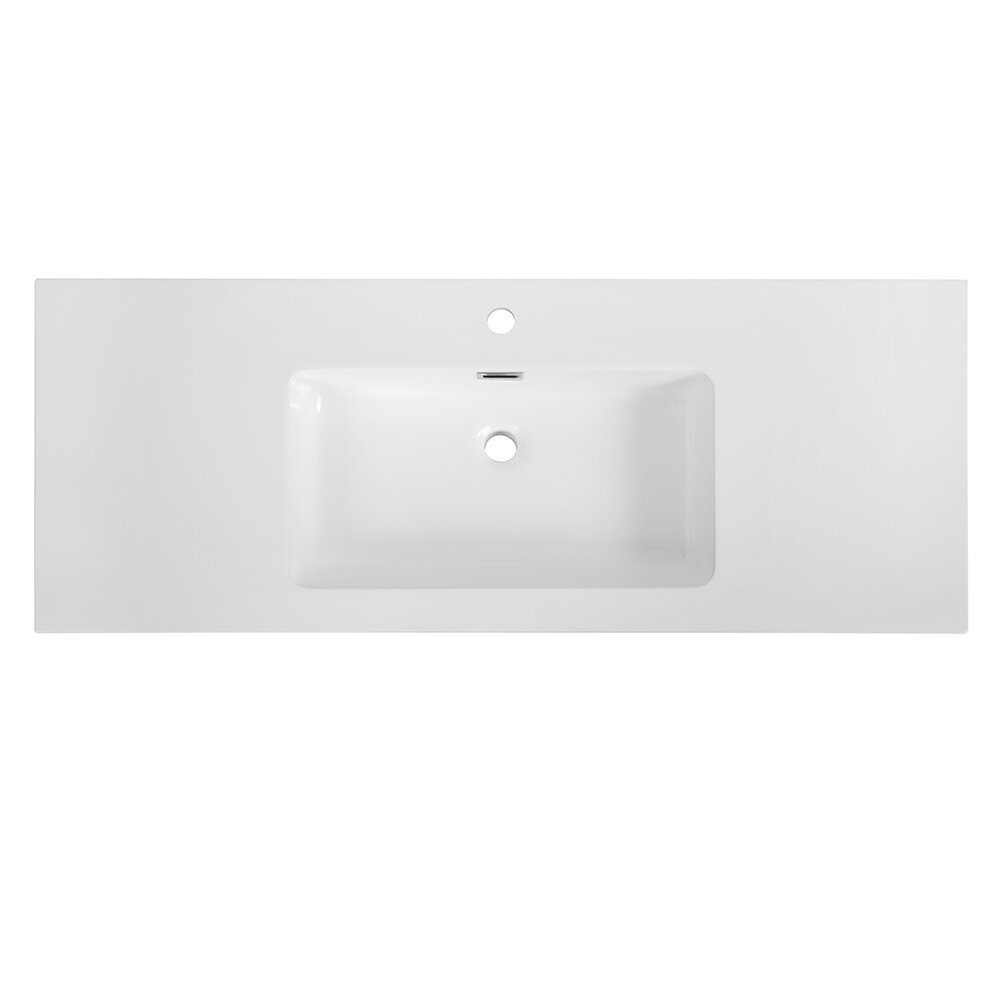 47 Inch Bathroom Vanity Tops You Ll Love In 2021 Wayfair
