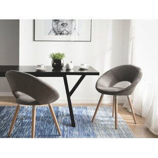 Claudia Upholstered Dining Chair (Set of 2) Corrigan Studio