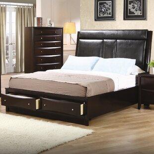 Wildon Home ® Crawford Upholstered Platform Bed