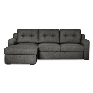 Castaneda Corner Sofa Bed By Mercury Row