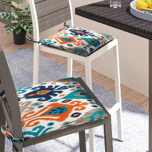Croft Indoor/Outdoor Dining Chair Cushion (Set of 2)