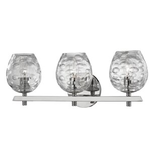 Orren Ellis Courtney 3-Light Vanity Light