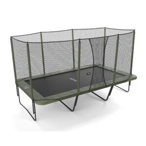 Air 16' Sport Trampoline with Enclosure