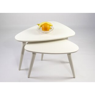 Glenn 2 Piece Coffee Table Set By George Oliver