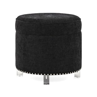 Wegate Round Storage Ottoman by Mercer41