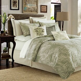 Palms Away 3 Piece Duvet Cover Set by Tommy Bahama Bedding