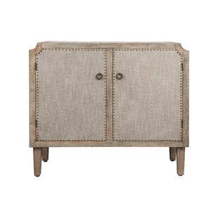 Ivan 2 Door Accent Cabinet by Ophelia & Co.