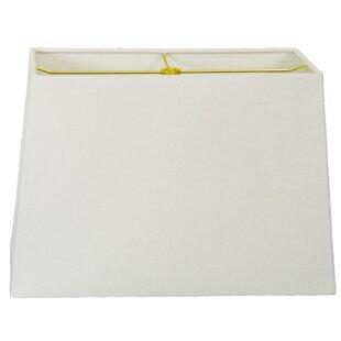 10 Linen Rectangular Lamp Shade