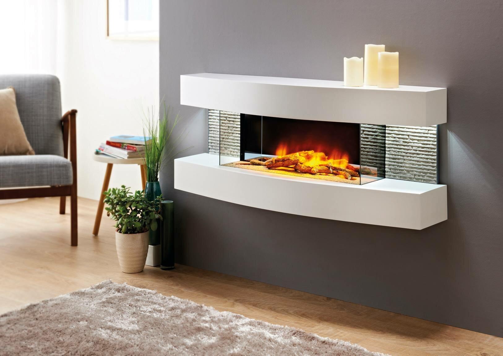 orren ellis fraenzel curve wall mounted electric fireplace reviews rh wayfair com wall mounted electric fireplace amazon wall mounted electric fireplace amazon
