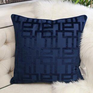 Aiyana Velvet Throw Pillow