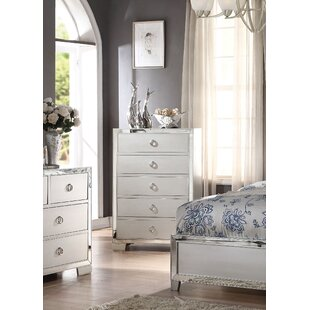 Rosdorf Park Hester 5 Drawer Chest
