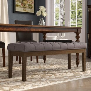 Three Posts Neumann Upholstered Bench