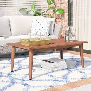 Newbury Solid Wood Coffee Table