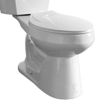 Maverick Elongated Toilet Bowl Mansfield Plumbing Products