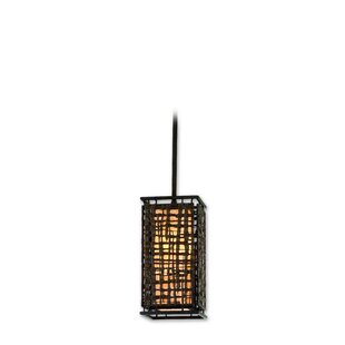Orren Ellis Sara 1-Light Mini Pendant