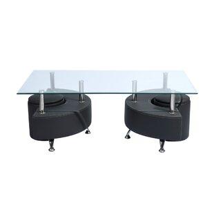 Ascencio Coffee Table By Metro Lane