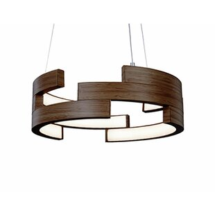 Radionic Hi Tech City Chic 1-Light Drum Pendant