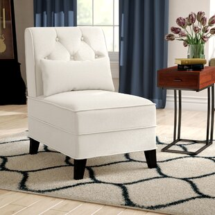 Dequilla Slipper Chair by Winston Porter