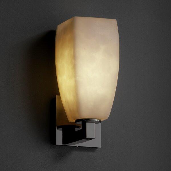 Orren Ellis Clouds Modular 1 Light Wall Sconce Wayfair