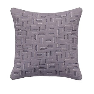 Alpine Quilted Voile Throw Pillow