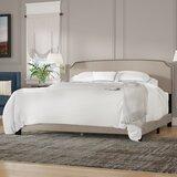 Kettler Upholstered Standard Bed by Charlton Home®