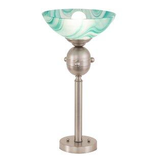 Finnell Swirl 18 Torchiere Lamp