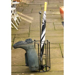 Stiefel- und Regenschirmaufbewahrung von Poppy Forge