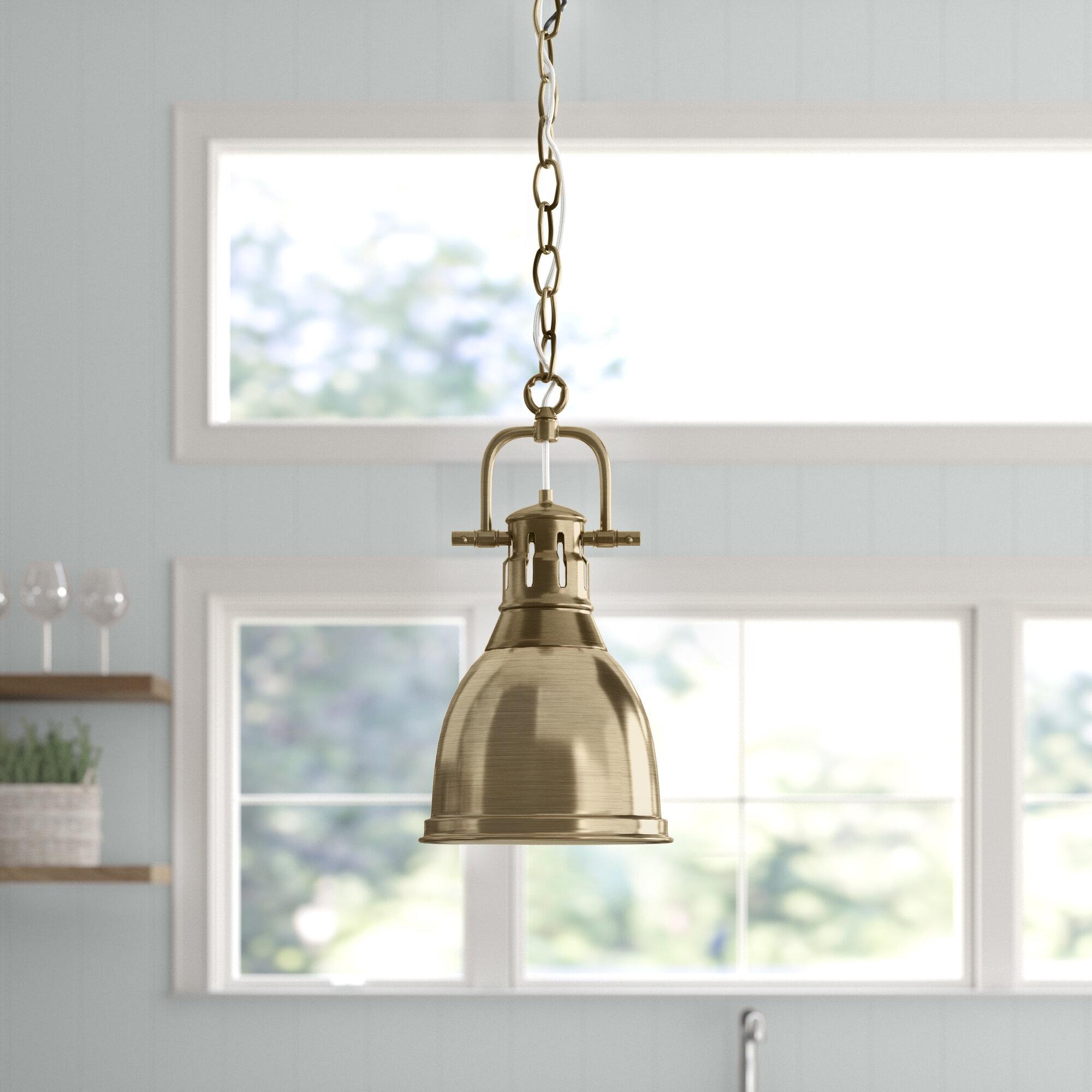 Kylo 1 Light Single Dome Pendant Reviews Joss Main
