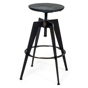 Vineland Adjustable Height Swivel Bar Sto..