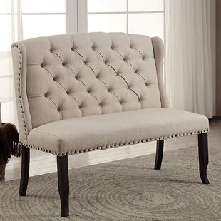 Adalard Upholstered Bench by Darby Home Co