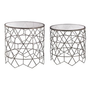 Noma 2 Piece End Table Set