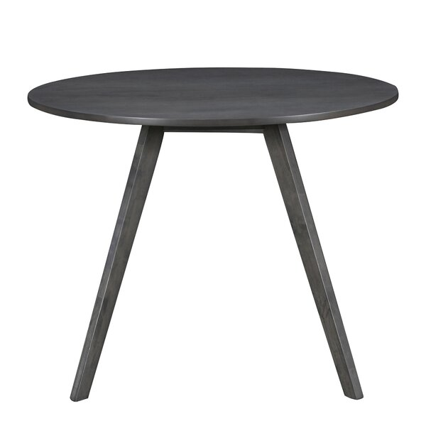 Wilkey Solid Wood Dining Table Reviews Allmodern