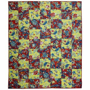 Winston Porter Gould Swathe Square Quilt