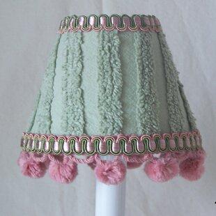 Chenille Magic Sage 11 Fabric Empire Lamp Shade