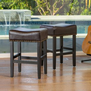 Andersonville 26 Bar Stool (Set of 2) Alcott Hill