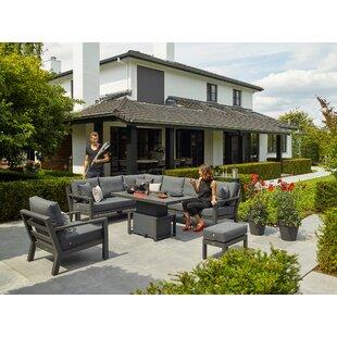 Shoreham 8 Seater Corner Sofa Set By Sol 72 Outdoor