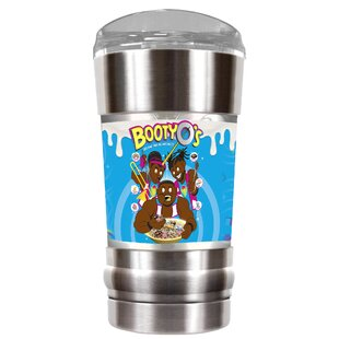 WWE Booty O's 20 oz. Vacuum Insulated Tumbler