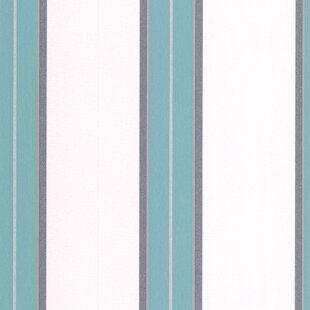 Harlow 10m L x 52cm W Stripes Roll Wallpaper by Superfresco Easy
